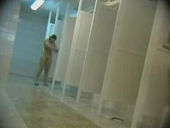 Hidden Camera In A Womens Locker Room Filming Nudes